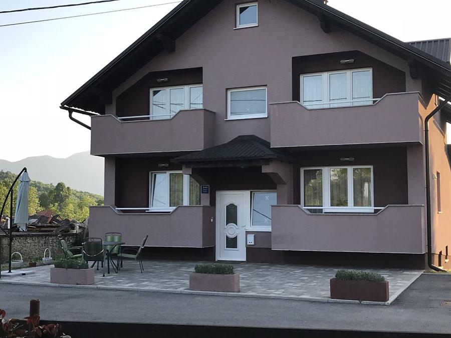 Apartmani i sobe Matovinović